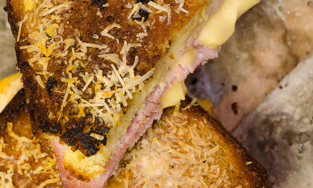 Croque-Monsieur / Karen E Photography (p)