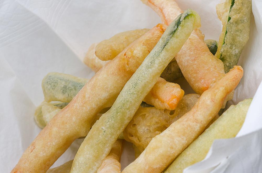 Sapore's Tempura Vegetables