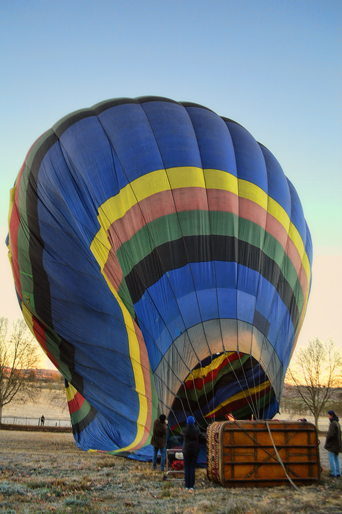 Hot Air Ballooning South Africa 1
