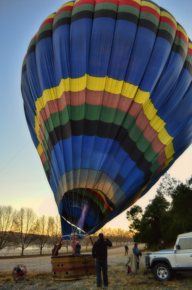 Hot Air Ballooning South Africa 3