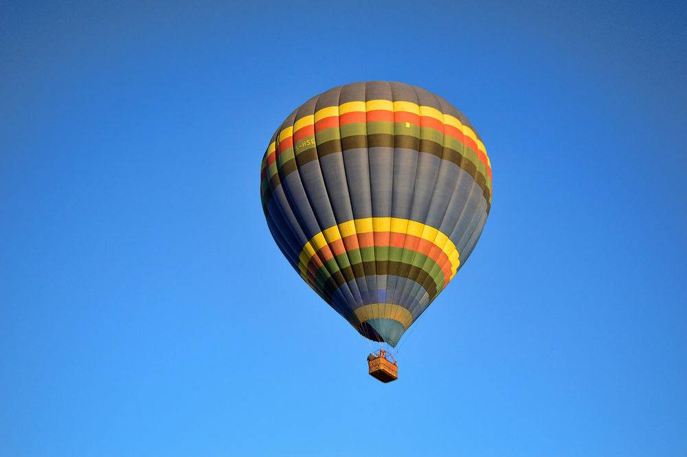 Hot Air Ballooning South Africa 4