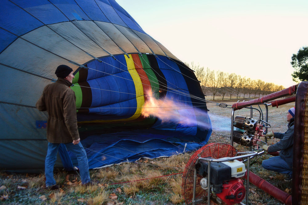 Hot Air Ballooning South Africa 6