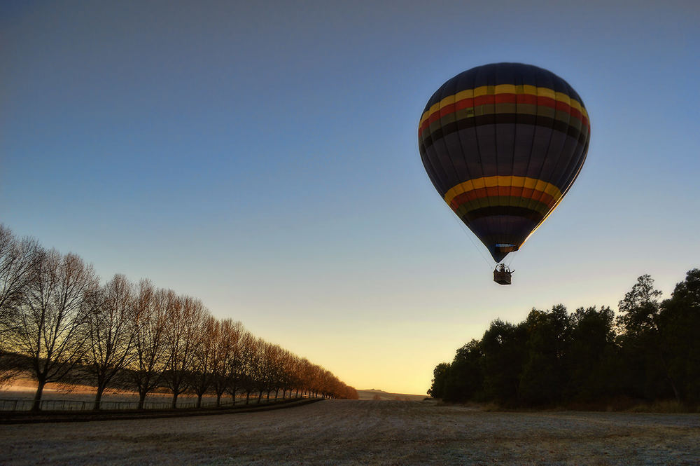 Hot Air Ballooning South Africa 8