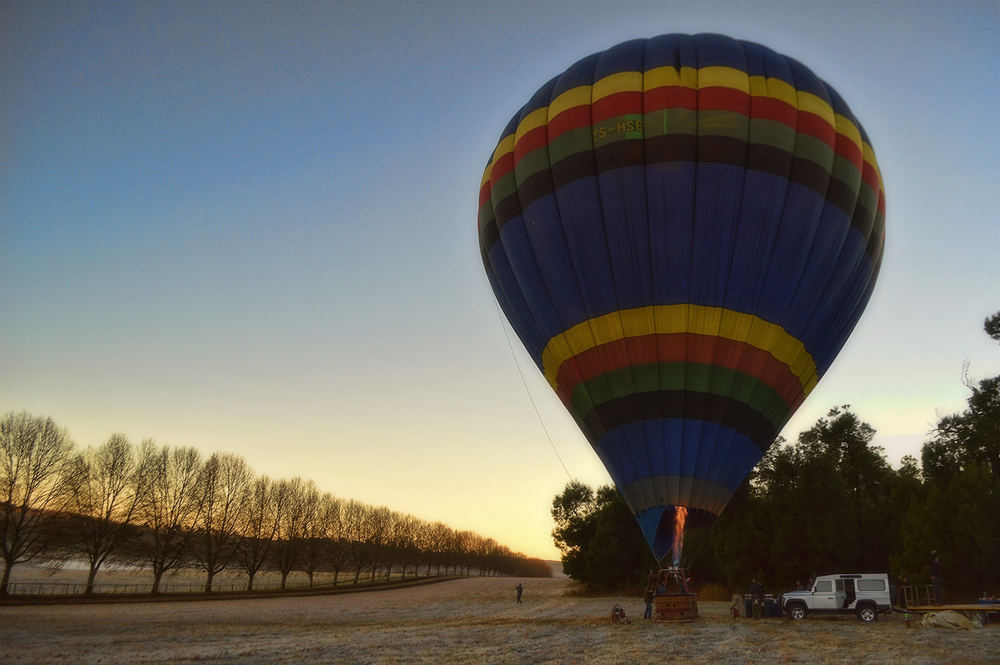 Hot Air Ballooning South Africa 9