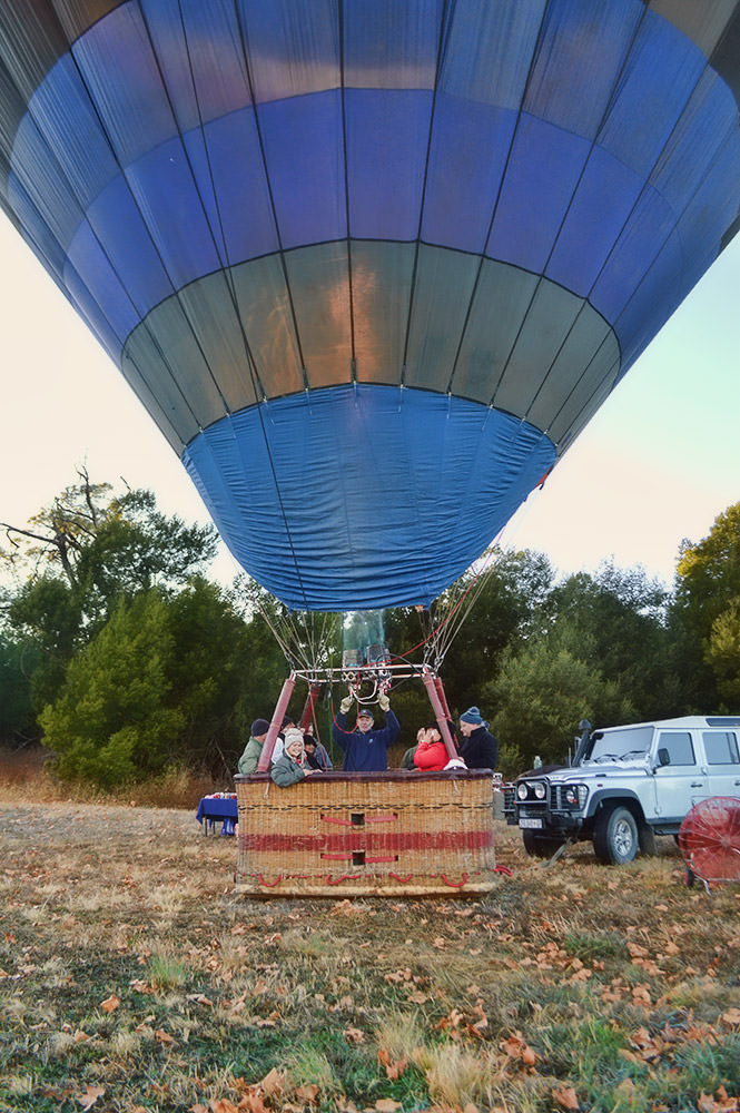 Hot Air Ballooning South Africa 17