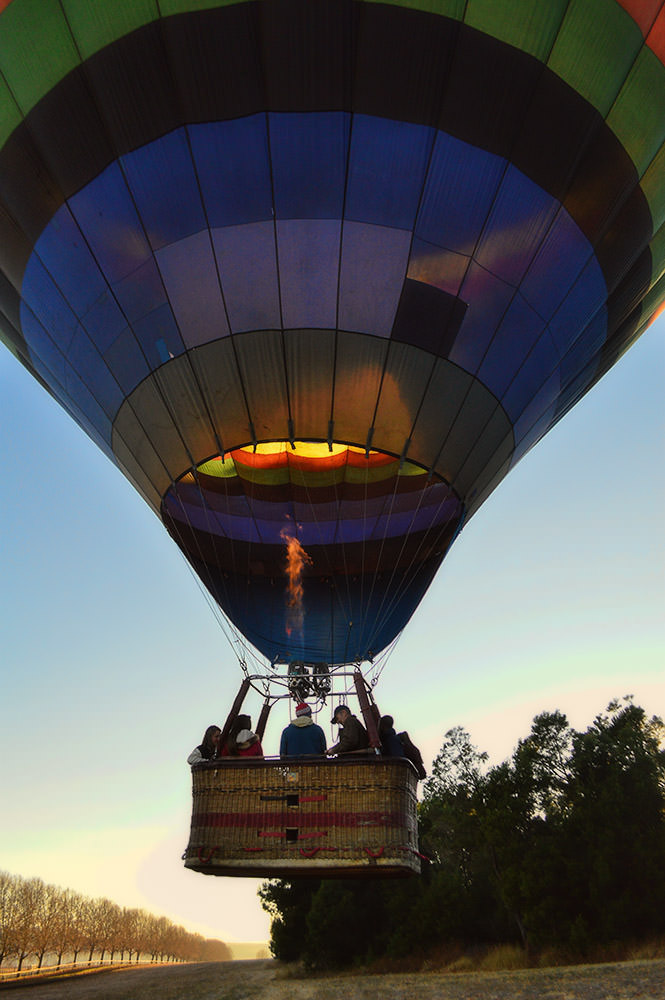 Hot Air Ballooning South Africa 21