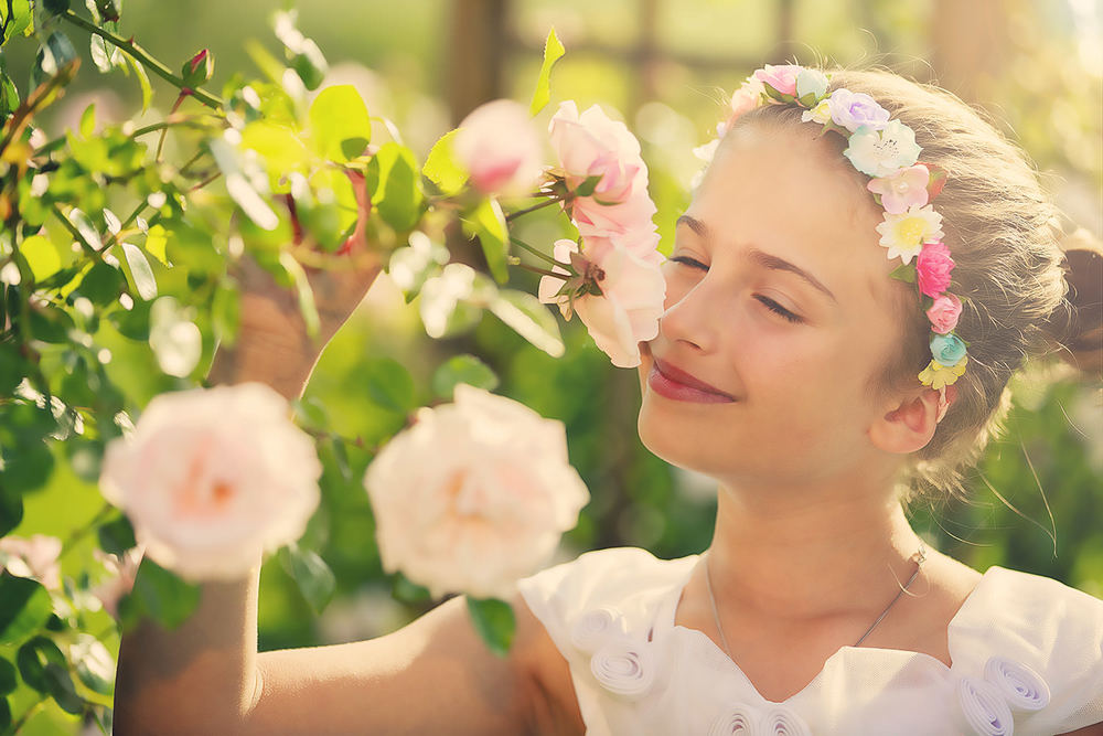 Happy Rose Gardening / Hartford House (p)