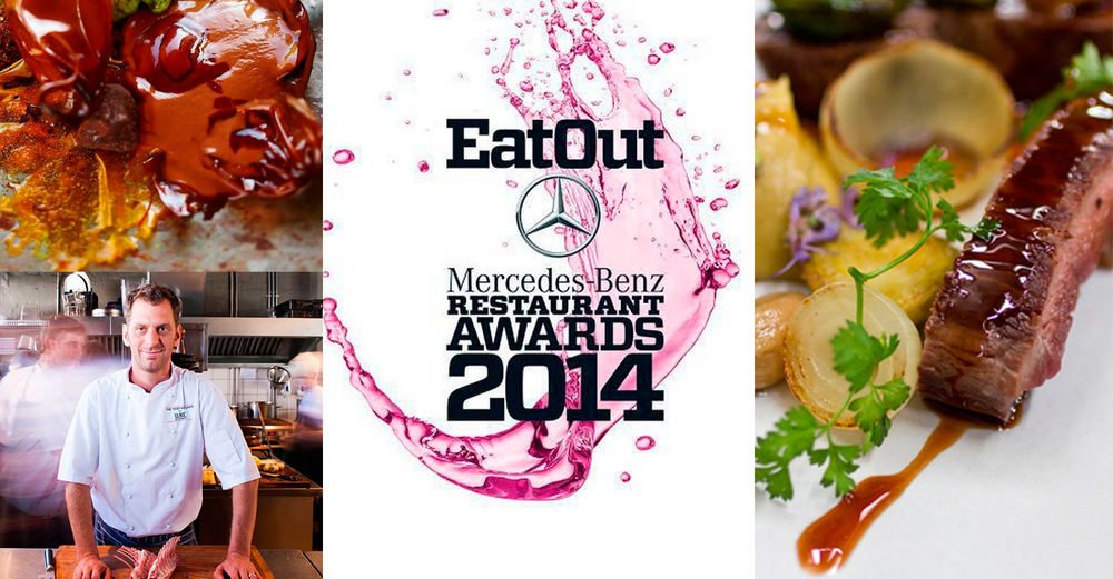 Eat Out Mercedes-Benz Restaurant Awards 2014