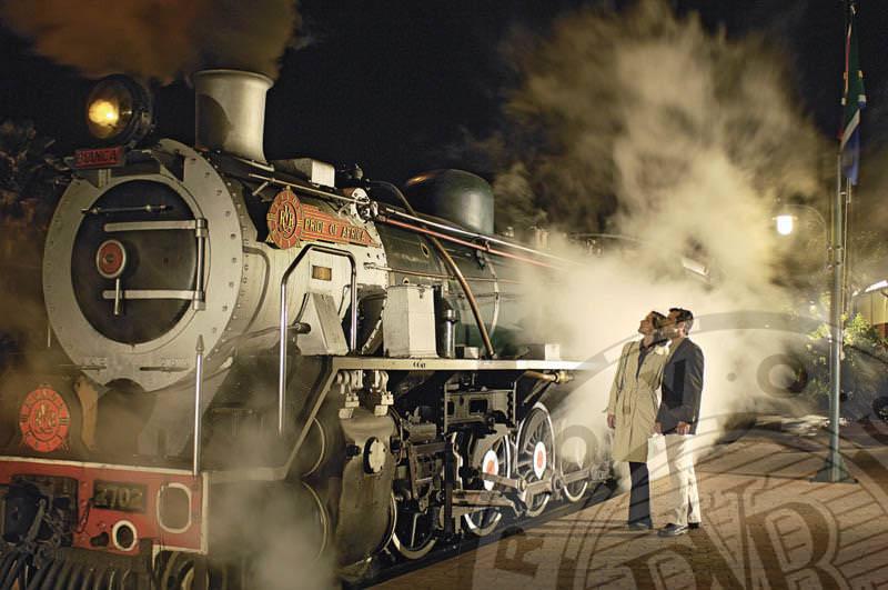Rovos Rail Tours 1