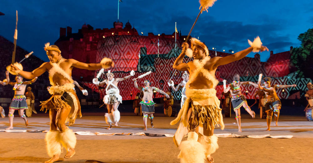 Ngobamakhosi / Royal Edinburgh Military Tattoo (p)