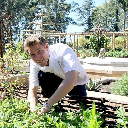 Executive Chef Constantijn Hahndiek