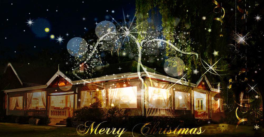 Hartford House Christmas