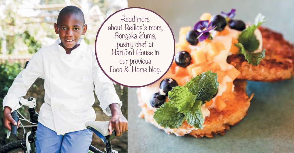 Refiloe Simpiwe Motaung Junior Chef