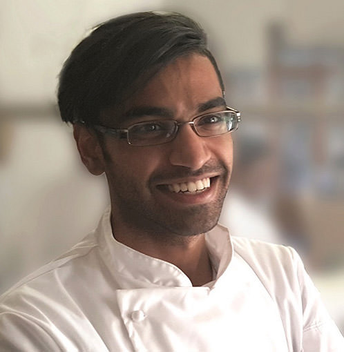 Chef Anand Bhana / Hartford House