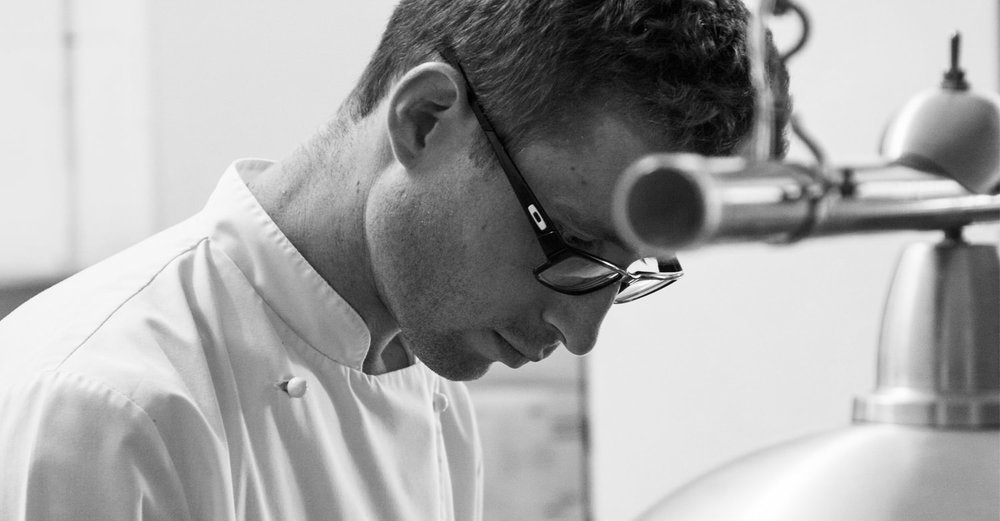 Hartford House Head Chef, Constantijn Hahndiek