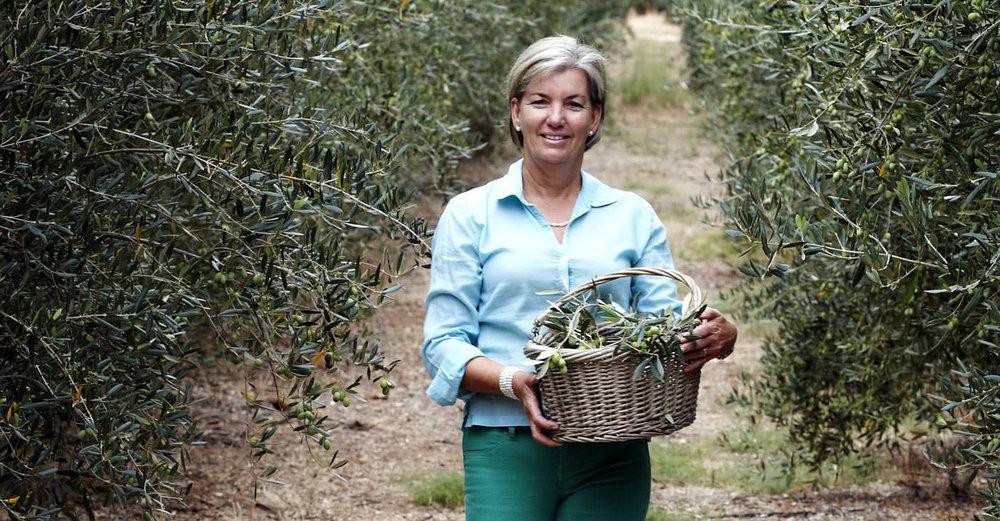 Brenda Wilksonson - Rio Largo Olive Oil
