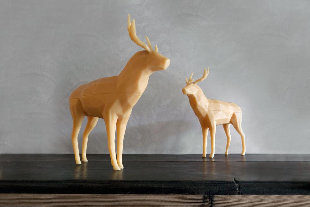 I due papà di Bambi. FrancescoBegna.