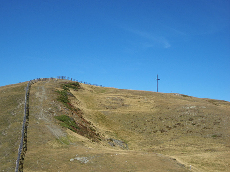 Peak of Monte Muro