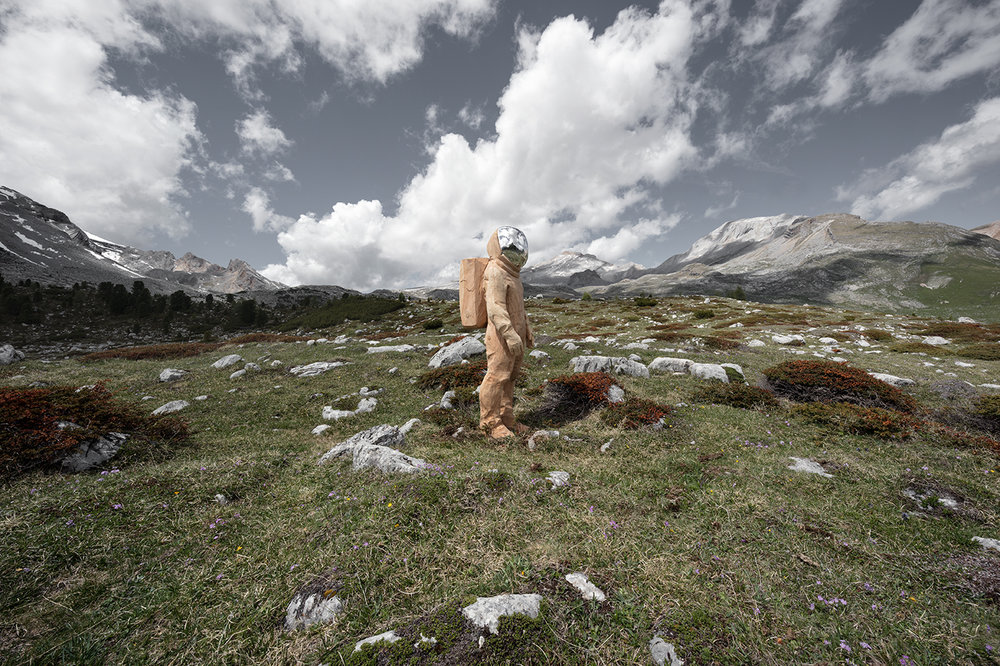 Loc. 9. Fanes  SPACE DAYS  Fabiano De Martin Topranin, Bolzano, ITA