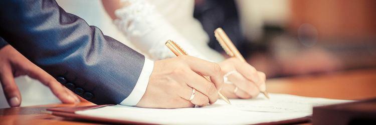 Unabridged Marriage certificates