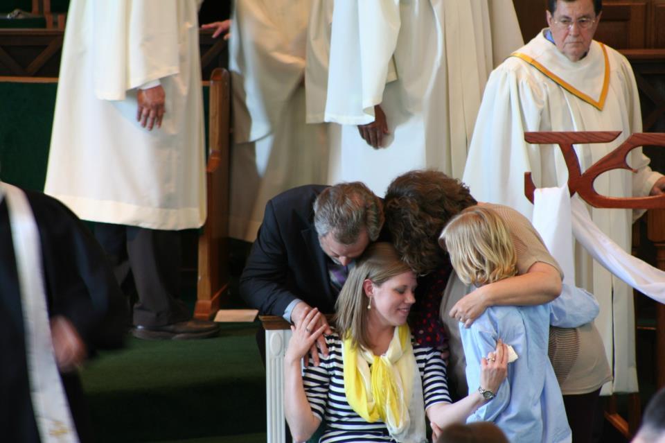 Brittany Stillwell Krebs at Buechel Park Baptist