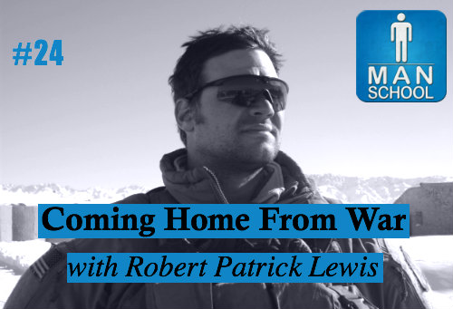 Class #24: Coming Home From War with Robert Patrick Lewis