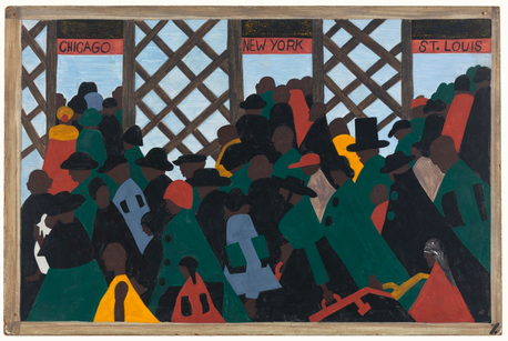 By Jacob Lawrence