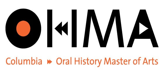 Oral History Master of Arts