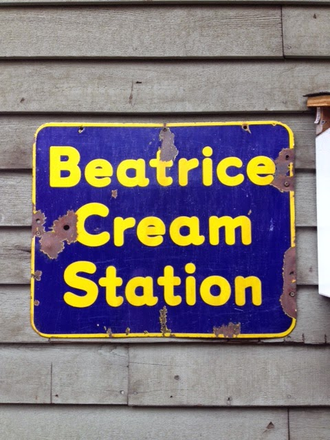 Beatrice Cream Station in Evergreen, Colorado