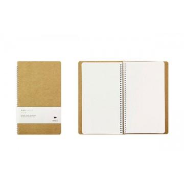 Midori Polar Bear A5 Spiral Notebook