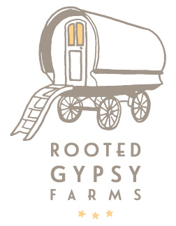 Rooted Gypsy Farms by Eva Moon Press