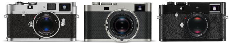 Leica M-A, Leica M Edition 60, Leica M-P