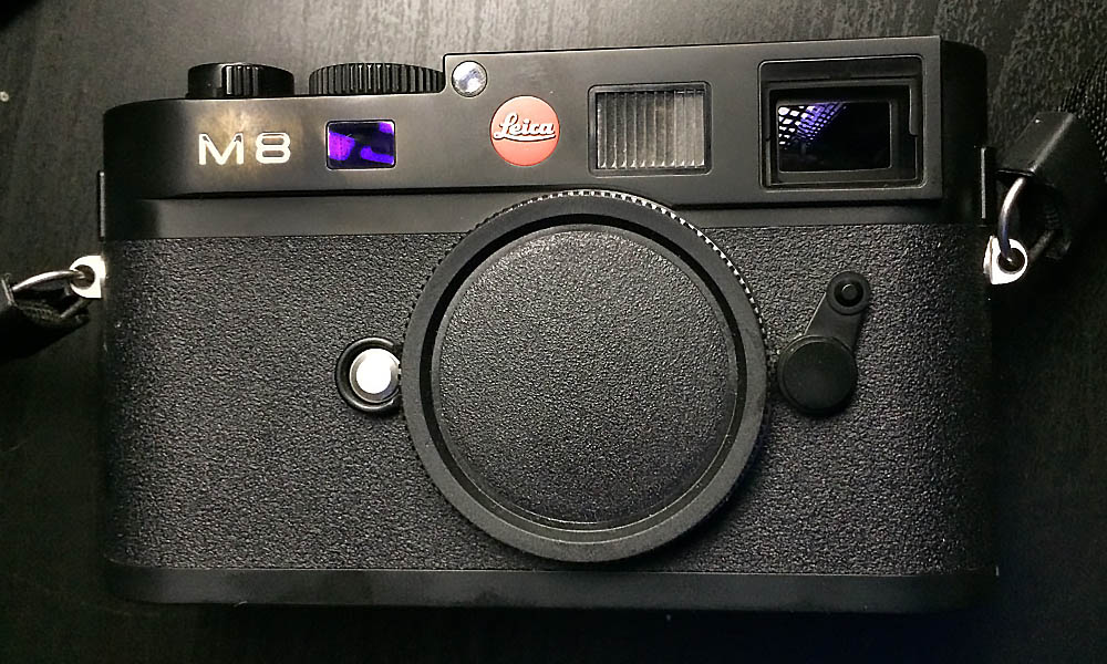 Leica M8 Front