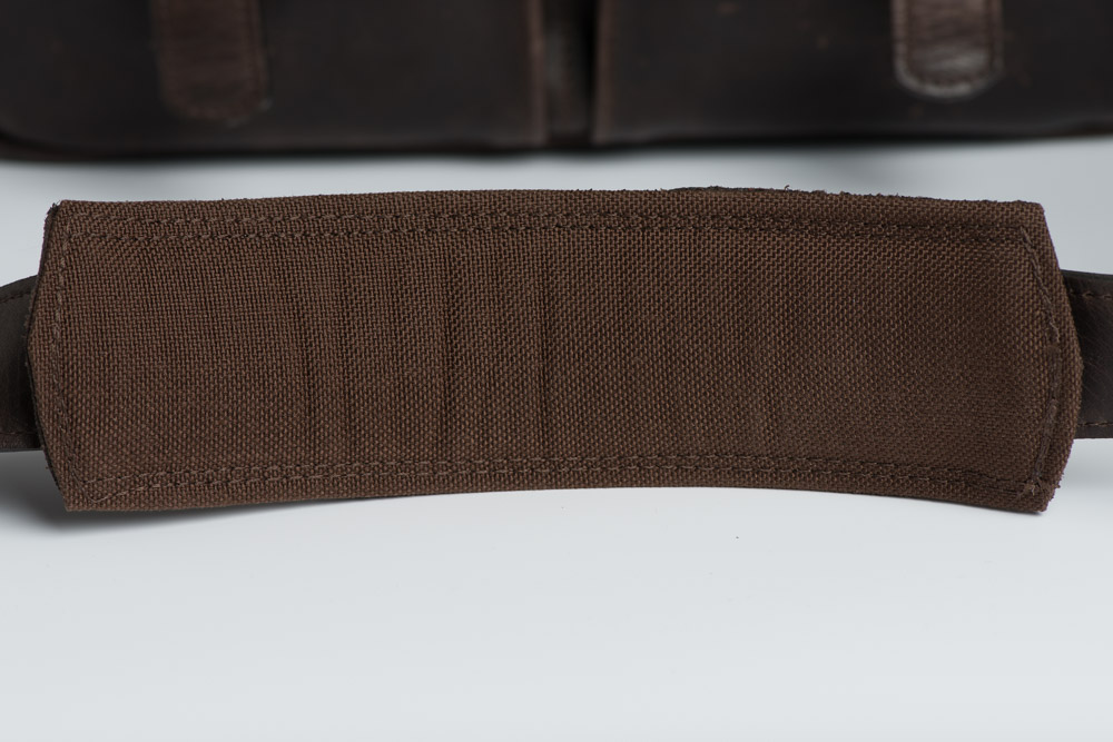 Bottom of Strap Pad