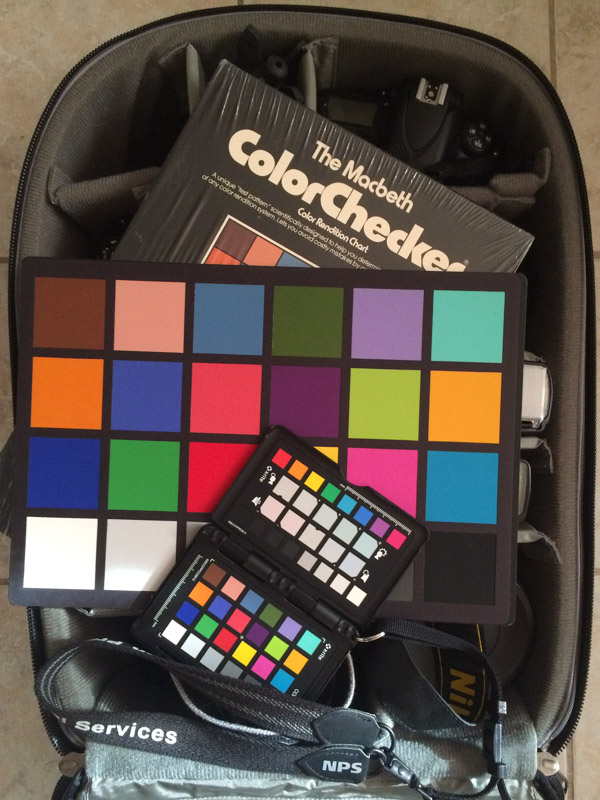 Xrite ColorChecker Passport