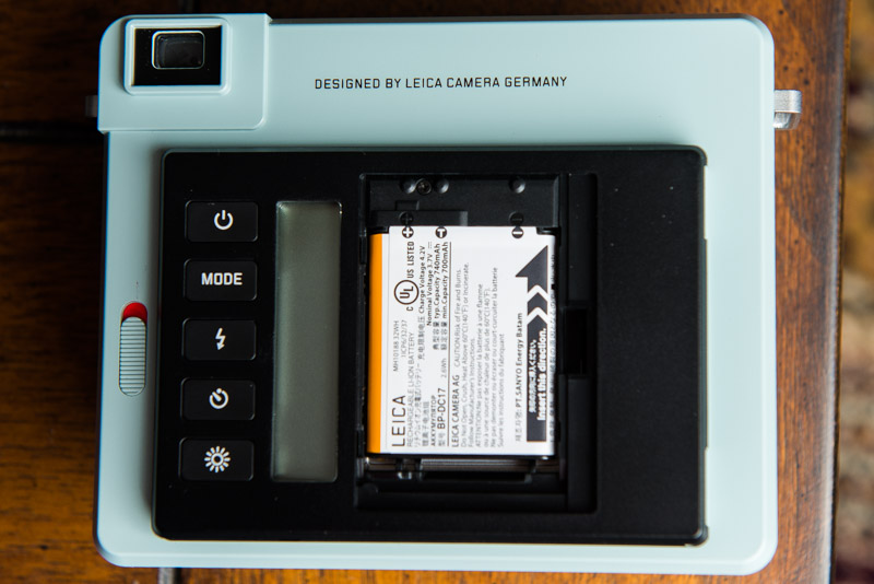 Leica Sofort battery