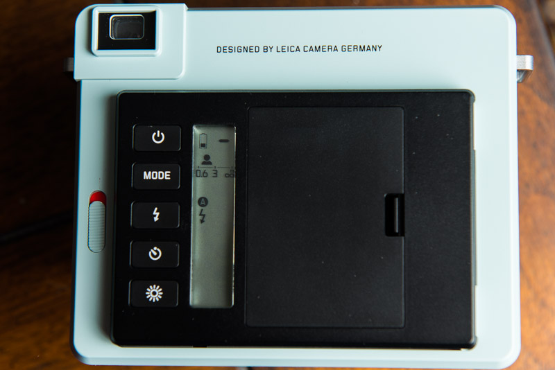 Leica Sofort back