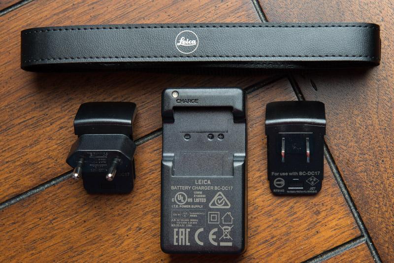 Leica Sofort extras
