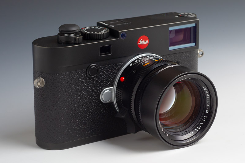 Leica M10 and 50mm Summilux-M ASPH