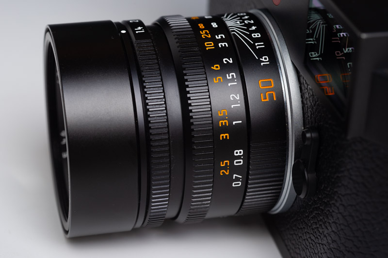 50mm Summilux-M ASPH