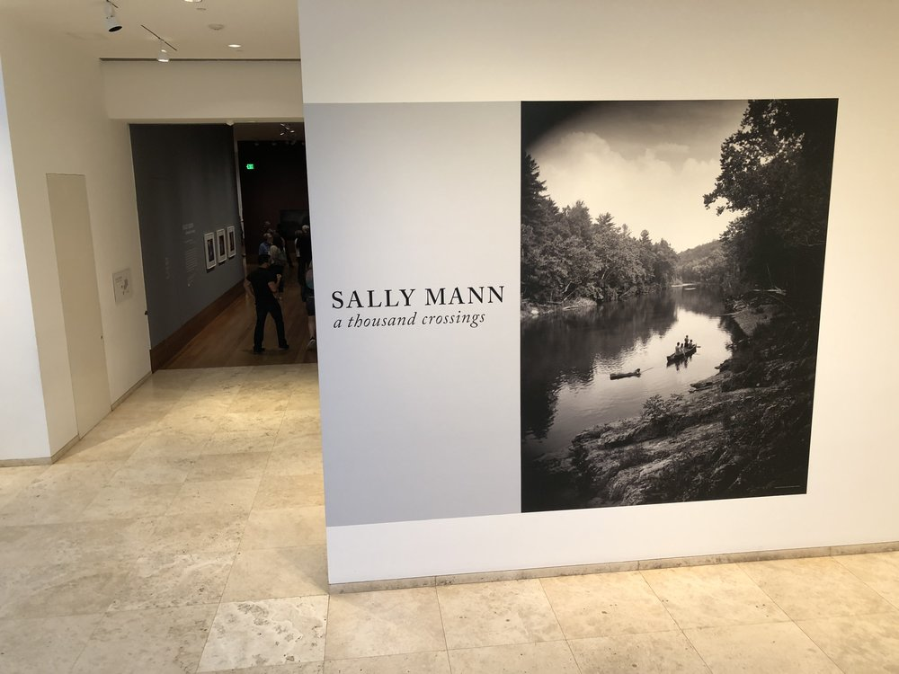 Sally Mann, a thousand crossings