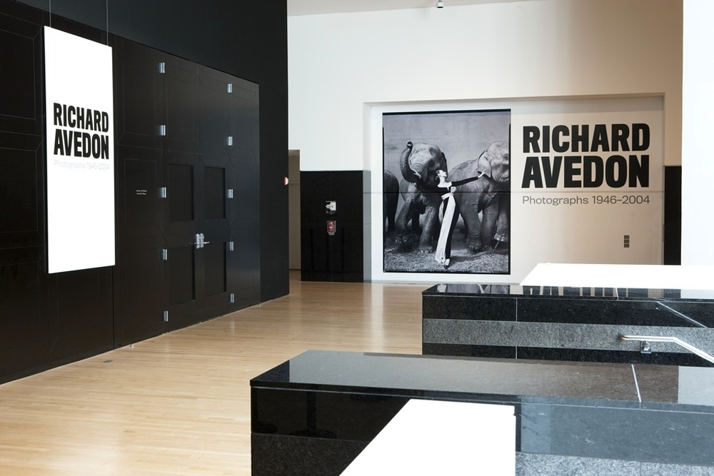 SFMOMA | Richard Avedon
