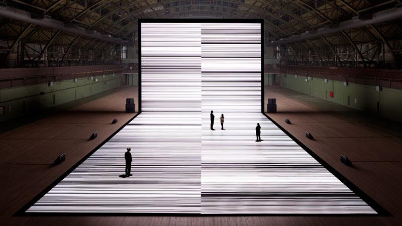 Ryoji Ikeda - The Transfinite