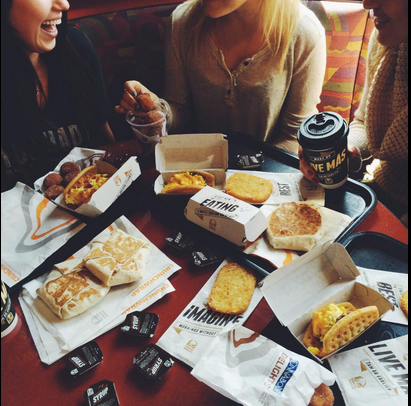 Photo Credit: Taco Bell Twitter