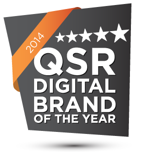 QSR Digital Brand of the Year