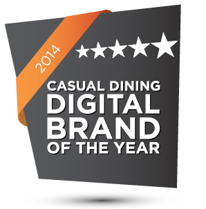 Casual Dining Digital Brand of the Year