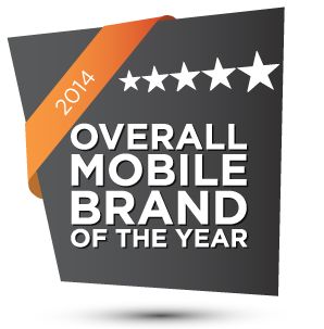 Overall Mobile Brand of the Year