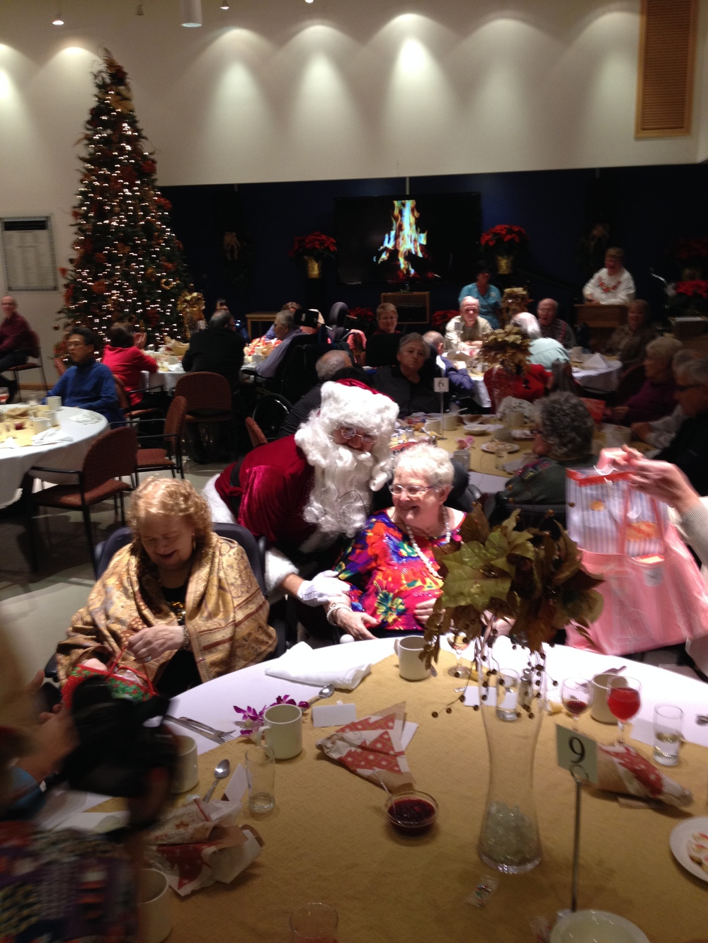 Huron Lodge Christmas Party