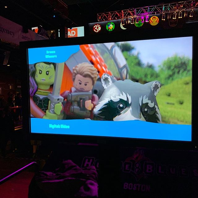 Ohh and did we mention we also pulled #bronze for our @lego #starwars and #superheros #animations at the @adclubboston #hatch58