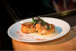 Celebrate Hell\'s Kitchen with Chef Justin\'s Signature Crab Cakes ...